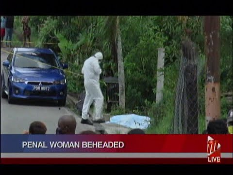 Woman Chopped And Almost Beheaded By Male Relative
