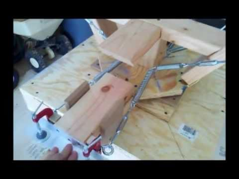 how to make a hat platen