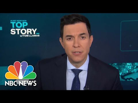 Download Top Story with Tom Llamas - October 22   NBC News NOW