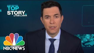 Top Story with Tom Llamas - October 22 | NBC News NOW