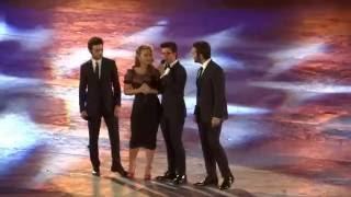 Io Che Non Vivo (Senza Te) - Il Volo & Anastacia live @ Arena di Verona