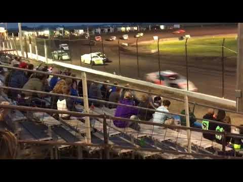 Hancock County Speedway 8-18-17 Season Championship