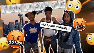 "I FLEW TO SEATTLE TO GRAB BROOKLYN AND DDG SISTER ""TEE TEE"" TO CONFRONT THEM FOR RUNNING AWAY!"