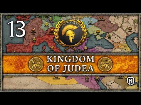 The Kingdom of Judea Prospers! | Kingdom of Judea #13 Finale - Terminus: Total War Imperium
