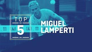 El Top 5 de Miguel Lamperti en 2018