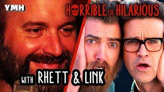 Horrible or Hilarious w/ Rhett & Link - YMH Highlight