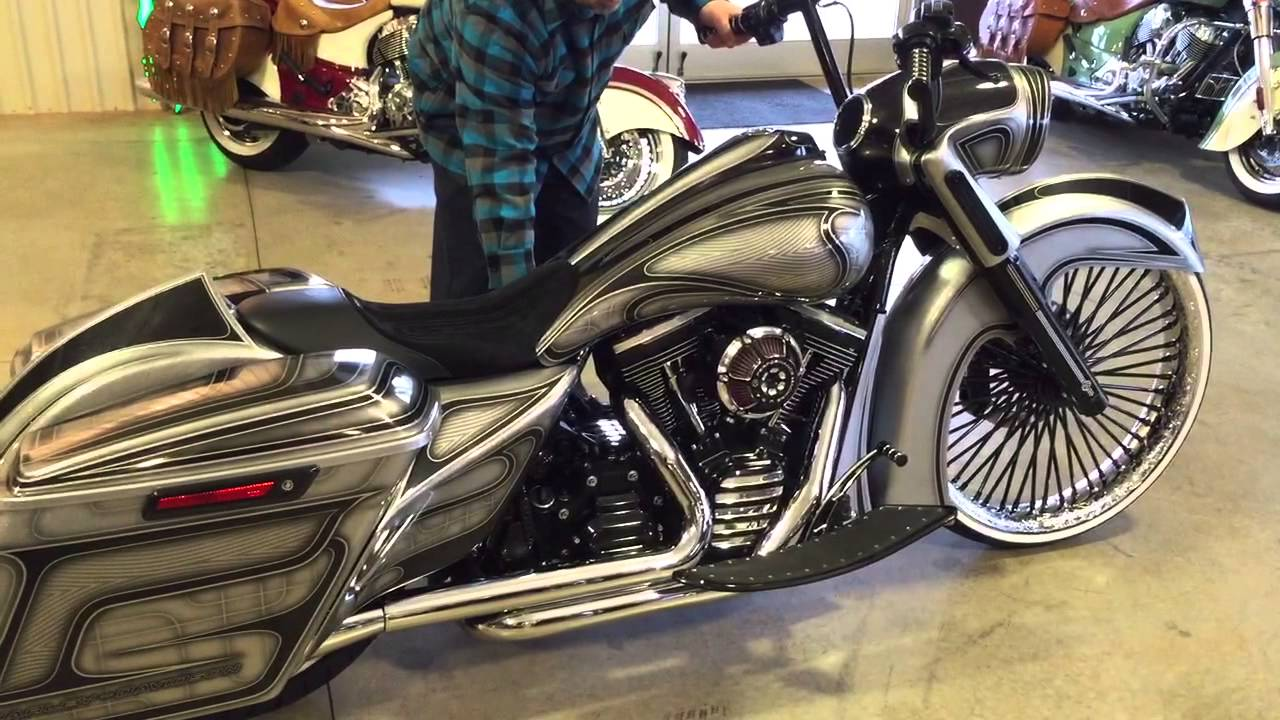 2014 Harley Davidson Custom Road King