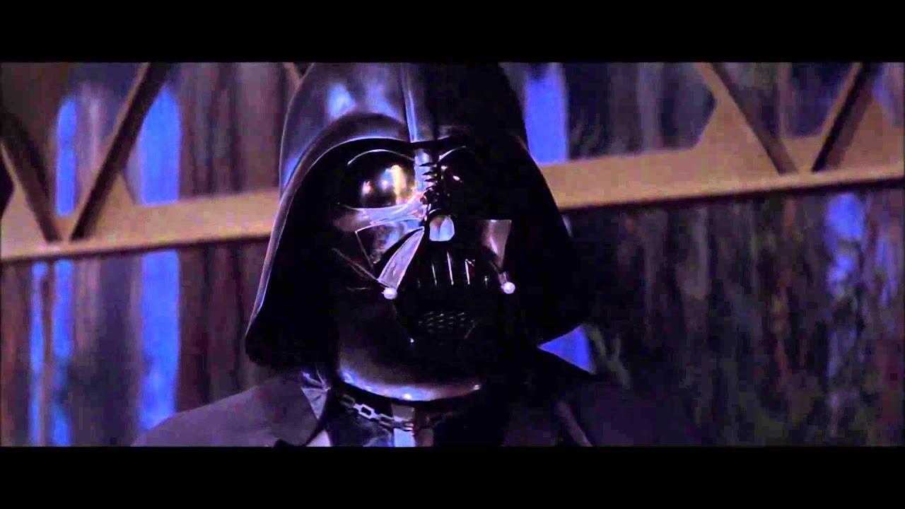 Download Luke Skywalker Surrenders to Darth Vader - HD1080p - Star Wars Episode VI Return of The Jedi