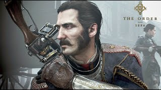 THE ORDER 1886: Stealth Knight Gameplay