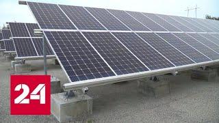 Нижне-Бурейская ГЭС вырабатывает электричество без воды - Россия 24 