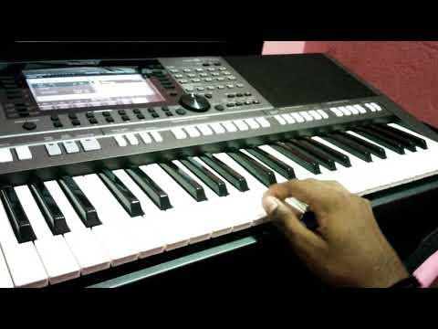 Innum Konjam Neram (AR Rahman) Mariyan Song On Keyboard