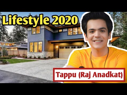 Raj Anadkat (Tappu) Lifestyle 2020, Age, Family, Education, Income and more ||