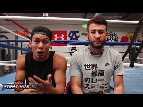 Chris Van Heerden & Trainer Julian rate Conor McGregor's POWER