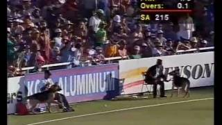 1994/95 South Africa vs Pakistan FINALS MANDELA TROPHY highlights