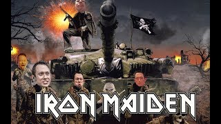 Скачать Matt Heafy Iron Maiden For The Greater Good Of God