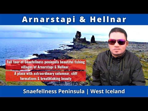 Arnastapi & Hellnar, Snaefellness Peninsula, West Iceland