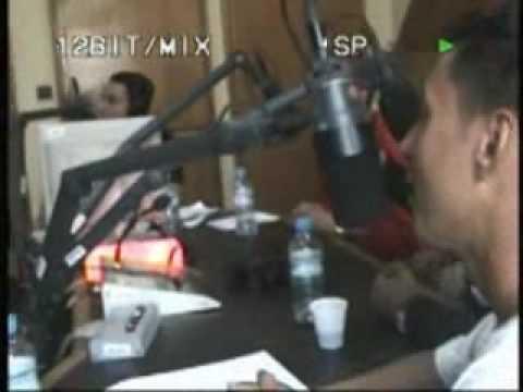 "EMISSION SUR  LA RADIO "" RABAT CHAINE INTER AVEC HICHAME LZRA9"""