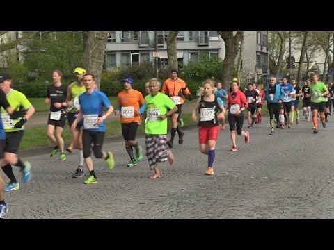 Marathon in Düsseldorf 2016