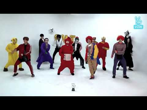 181031 Seventeen 세븐틴 Oh My! 어쩌나 Choreography Halloween Ver.