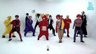 181031 SEVENTEEN (세븐틴) - Oh My! (어쩌나) Choreography Halloween ver.