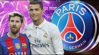 RONALDO OF MESSI + LEGEND NAAR PSG!😱🔥 | FIFA 18 PSG CAREER MODE #5 NEDERLANDS