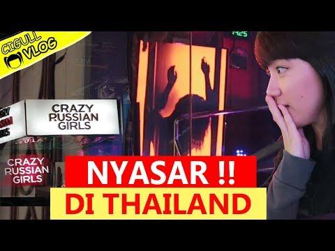 NYASAR DI TEMPAT DEWASA 18++ di PATTAYA THAILAND