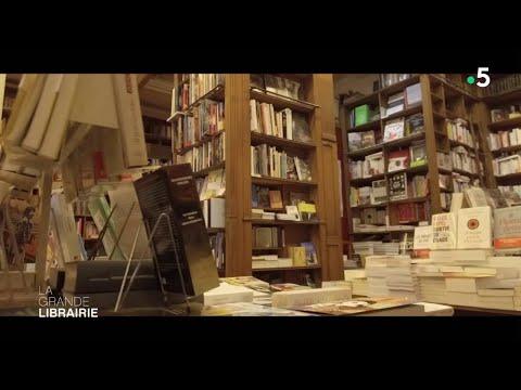 Entrez Dans La «Librairie Delamain » à Paris