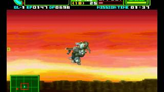 (SSF Saturn Emulator) Assault Suit Leynos 2