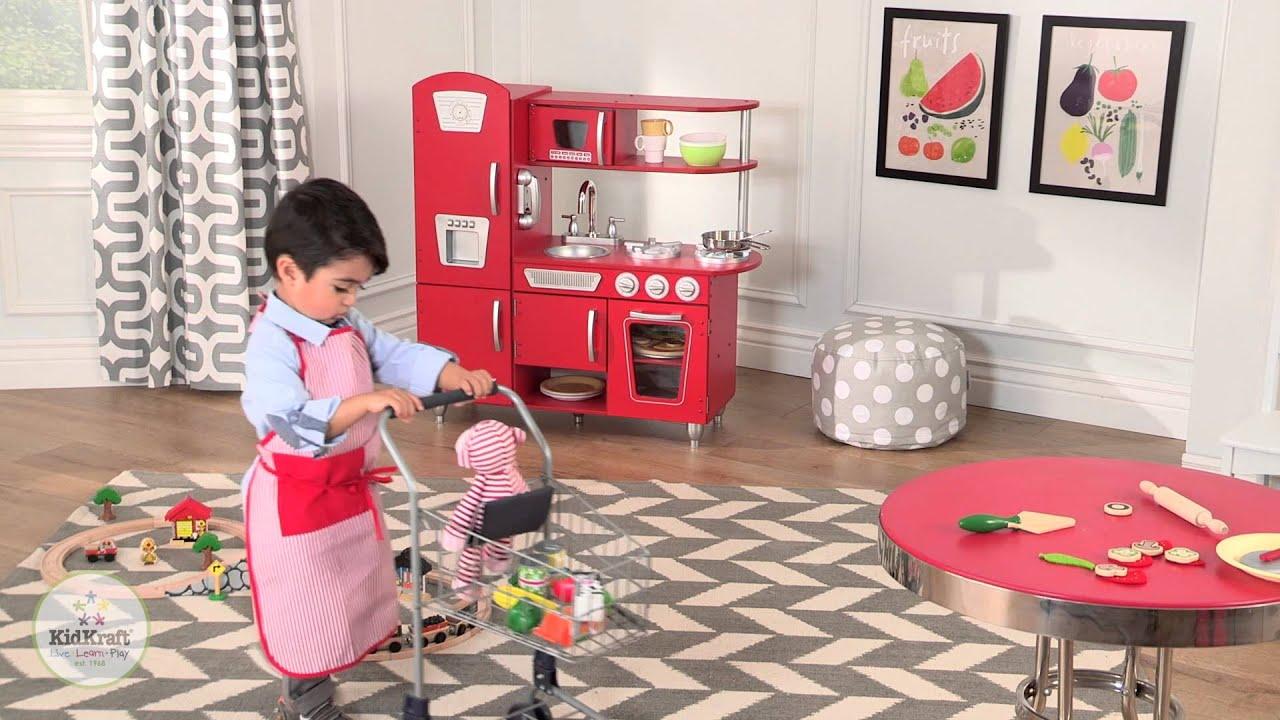 Kidkraft küche retro rot kidkraft retro küche alle modelle auf 1 blick