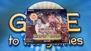 The Infinity Chasers Display Opening/Unboxing Yugioh Karten + VERLOSUNG