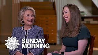 "Hillary and Chelsea Clinton on ""Gutsy Women"""