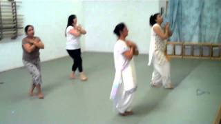 Rhythms of India - Chitte Suit Te practice - South Everett 2010-08-15