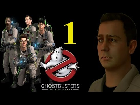 The Rookie || Ghostbusters 01