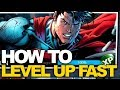 DC UNCHAINED How To Level Up Fast XP mp3