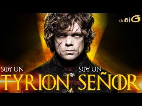 SOY UN TYRION SOY UN SEÑOR by Trazzto