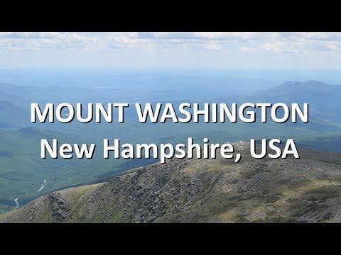 Mount Washington, New Hampshire, USA.