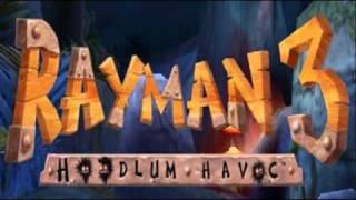 Rayman 3: Hoodlum Havoc Soundtrack - A Hard Landing / Title Screen