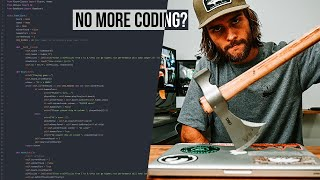 Why I Had QUIT Coding for Myself (I'm Coding Again Now)