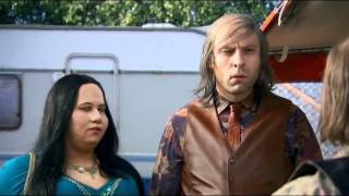 Little Britain Ting Tong Abroad HQ Part 1/3