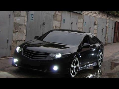 GTA CRMP Radmir №2 Тест драйв Honda Accord