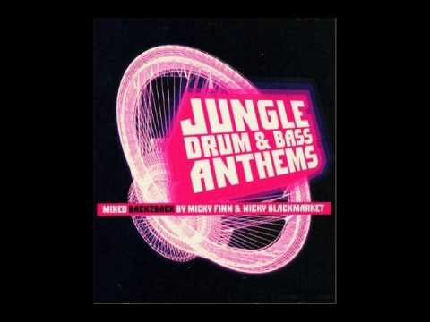 Nicky Blackmarket B2B Mickey Finn Oldskool Jungle Drum & Bass Athems Cd 1 (2005)