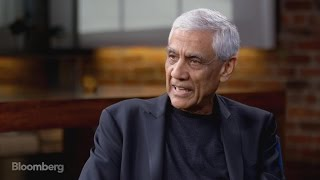 Vinod Khosla: Majority of Jobs Will Be Done by Machines in 40 Years