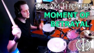 dream theater moment of betrayal the astonishing drum cover by mathias biehl
