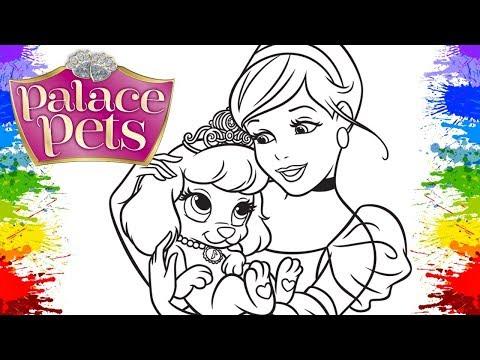 Princesa Cinderela Desenhos animados infantil Disney Princess Cinderella Cartoons toys for children