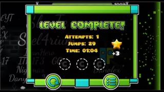 Geometry Dash - 3 amazing levels - DarkuterYT