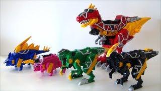 獣電竜シリーズ01ザクトル 獣電竜シリーズ02パラサガン