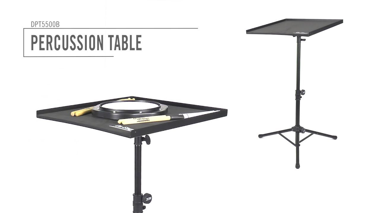 Percussion Table | DPT5500B