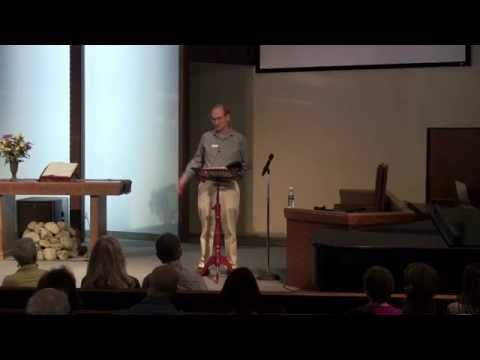 Missionary David Stockcamp at MCC