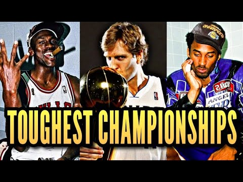 Top 10 Toughest Championships in NBA History