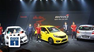 Honda Brio giá từ 418 triệu đồng